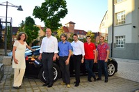 e-go schließt Mobilitätskette im ländlichen Raum