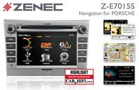 Latest Multimedia Navigation for Porsche - Zenec