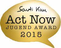 showimage ACT NOW JUGEND AWARD zeichnet sozial engagierte Jugendliche aus