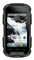 simvalley MOBILE Outdoor-Smartphone SPT-900 V2, Android 4.4