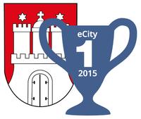Hamburg ist eCity 2015