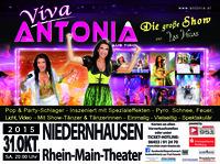 Antonia aus Tirol: VIVA ANTONIA - Die große Show aus Las Vegas
