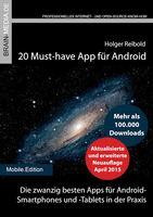 """""""20 Must-have Apps für Android"""" vollständig online verfügbar"""