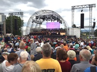 10.000 bei Open-Air-Konzert in Kassel