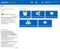 Starke Nachfrage nach ADDISON OneClick