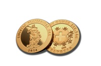 """Degussa Goldhandel AG Schweiz bietet exklusiv Anlegermünze """"Goldhans"""" in Zürich und Genf an"""