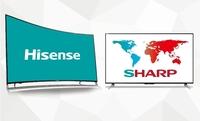 Geballte Display-Expertise: Hisense übernimmt Sharp America