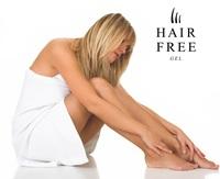 Haarentfernung mit HairFree Gel seit 1998