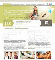 Versicherungsschutz für Studierende im Ausland: