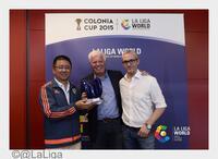 Der FC Valencia beim Colonia Cup - positive Aspekte trotz Niederlage