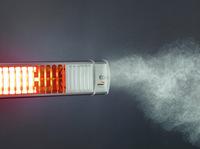 Patentierte Kühlungsstrahler für Gastronomie und Outdoor