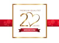 20 Jahre MEDICOM Pharma - eine Erfolgsgeschichte