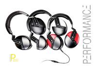 Ultrasone Performance 820: The Power To Perform - geschlossener Allround-Kopfhörer in 3 stylischen Farben