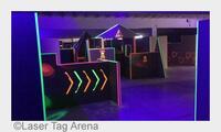AST stattet Lasertag Arena mit Einbruch- und Brandschutz aus