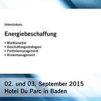 Energiebeschaffung in der Schweiz