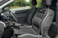 Lescars Temperaturregelnde Kfz-Sitzauflage, kühlt und heizt, 12 V