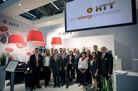 ACHEMA 2015 - Ein erfolgreicher Auftritt von HTT