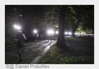 Energizer Night Run taucht Wiesbaden in ein Lichtermeer