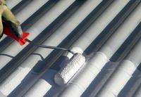 Ein Mantel für Metalldächer