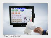 """Vorstellung des neuen TCPOS-Zahlungssystems auf der Eu""""Vend 2015"""
