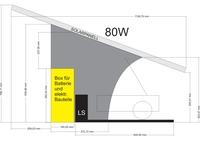Alu-Garagengerüst für Automower-Solaranlage entwickelt