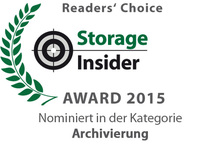 dataglobal nominiert für den Readers