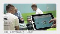 easydriver Caravan-Rangierhilfe per Smartphone steuern