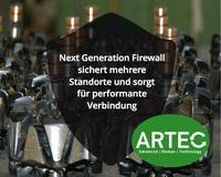 ARTEC setzt auf Cyberoam Network Security