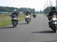 Fur Kurzentschlossene: Noch Plätze frei für Motorrad-Studienfahrten