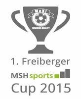 Immer schön am Ball bleiben - IBsolution beim 1. Freiberger MSHsports Cup 2015