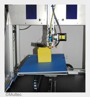 3D-Drucken wird einfacher mit Druckbett-Nivellierung von Multec