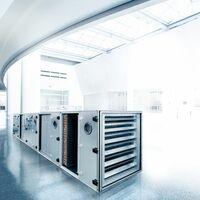 Klimatechnik für hochsensible Einrichtungen