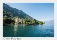 Neue Auszeichnungen für die Villa Feltrinelli