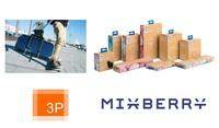 Hochwertiges Zubehör für Smartphones von Mixberry bei 3P