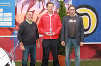 Manhillen Drucktechnik: 10 Jahre Sponsoring-Partner des Jugend Cups