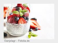 Wahres Wellness Food: Chia Samen