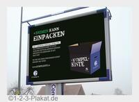 Hattrick: FC Schalke 04 und 1-2-3-Plakat.de starten in die dritte gemeinsame Saison