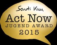 showimage ACT NOW JUGEND AWARD: Nominierungs-Deadline naht