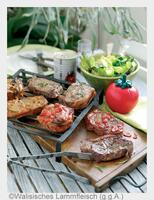 Walisisches Lammfleisch (g.g.A.): Geheimtipp für leichte Küche