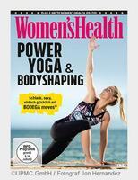 """Jetzt auf DVD: """"Women""""s Health: Power Yoga & Bodyshaping"""" von und mit Stefanie Rohr"""