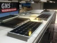 Für Wohnmobile, Boote, Flughäfen: Leistungsstarke Solaranlagen made in Germany sind immer mehr gefragt