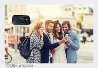 Bei Europcar mit Highspeed mobil ins Internet