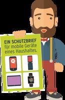 Einer für alle: der Rundum-Versicherungsschutz für Smartphones & Co