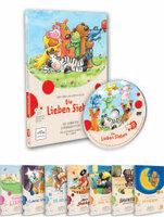 Neue DVD-Sonderedition von pikcha.tv - für Kinder ab 3 Jahren