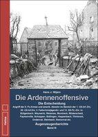 """""""Die Ardennenoffensive"""" Band 3 von H. Wijers ab September im Helios-Verlag"""