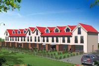Neubau von zehn attraktiven Reihenhäusern in Buxtehude