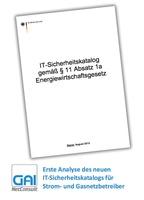 IT-Sicherheitskatalog für Energienetzbetreiber veröffentlicht