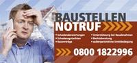 Vorstellung des Baustellennotruf bei der Immobilienmesse Bonn