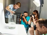 Professionelle Portraitfotos - Praxiskurs Fotografie in Pforzheim