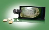 Somikon Smartphone-Echtglaslinsen-Set